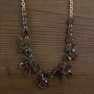 J Crew Purple Necklace